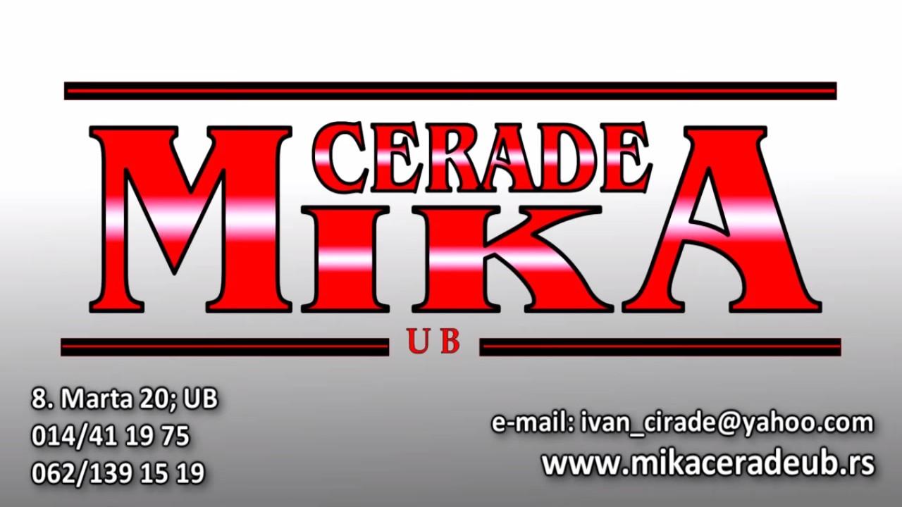 MIKA CERADE